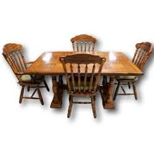 Dining Tables With 4 Chairs Used Dining Room Sets For Sale Upscale Consignment