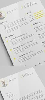 cover letter for resume template free minimalistic cv resume templates with cover letter template