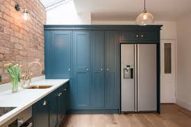 kitchen cabinets wall extension colonnade like glazing fronts house extension by
