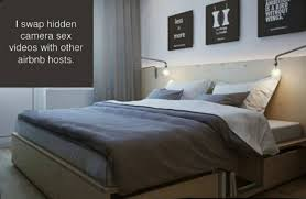 bedroom cameras exposed airbnb hosts are setting up secret cameras in bedrooms