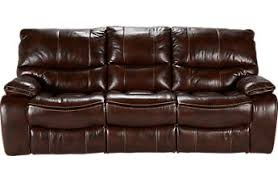 Sofa Leather Recliner Affordable Brown Leather Sofas Rooms To Go Furniture