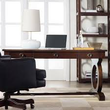 Ethan Allen Home Office Desks Furniture Kinsey Contemporary Writing Desk With Drop Front