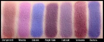 Purple Shades by Top 10 Makeup Geek Eyeshadows Makeup Geek