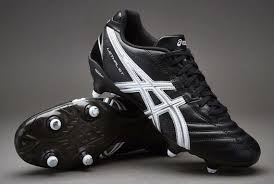 s rugby boots uk asics lethal st mens ground rugby boots black uk 9 p012y