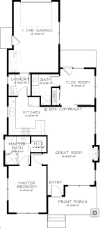 house plans with kitchen in front 7 craftsman style floor plans 1000 square