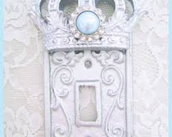 light switch color options crown switchplate etsy