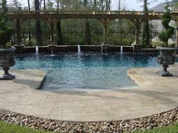pool decking the woodlands conroe spring magnolia houston