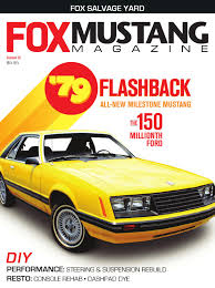 frozen mustang fox mustang magazine issue 6 by fox mustang magazine issuu