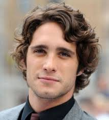 medium length haircut for curly hair medium hairstyles for men with wavy hair steal this look