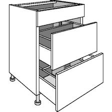 meuble bas evier cuisine meuble de cuisine sous évier 1 faux tiroir cuisine