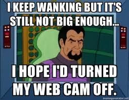 Wanking Memes - wanking klingon by avricci on deviantart