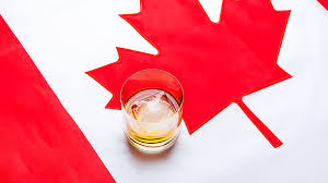 Giant Canadian Flag Punch Spirit Guide Meet The New Canadian Whisky