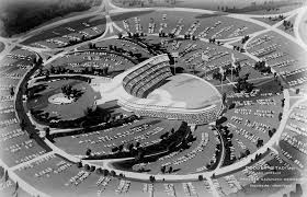 Dodger Stadium Parking Map They Moved Mountains To Build Dodger Stadium Kcet