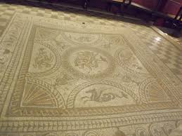 Fishbourne Roman Palace Floor Plan by Littlehampton Youth Hostel Sundry Times
