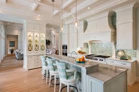 traditional kitchen with breakfast bar u0026 kitchen island in naples