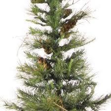 vickerman 6 x 41 ashland fir tree with 450 clear dura lit lights