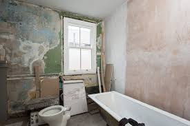 Messy Bathroom Cracking The Paintbrushes Out Our Renovation Project