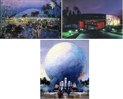 Map Of Epcot World Showcase Ideal Buildout