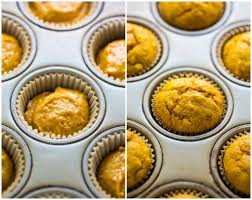 pumpkin cupcakes with cream cheese frosting baker by nature