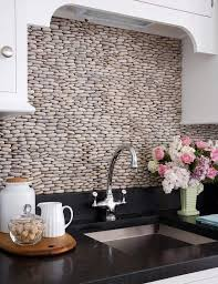 Best Pebbles Images On Pinterest Pebble Floor Pebble Stone - Pebble backsplash