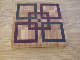 Free Wood Project Design Software by Great Tutorial On Creating A Complex End Grain Pattern Cutting