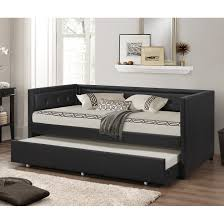 Daybed With Trundle And Mattress Included Breathtaking Trundle With Daybed Mattress Size Pop Up Ikea Bidcrown