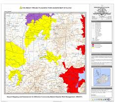Iso Map Bohol Municipal Liquefaction Hazard