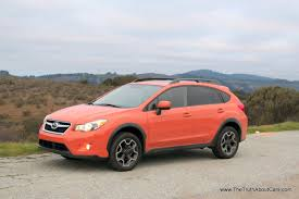 crosstrek subaru red 2013 subaru xv crosstrek interior infotainment navigation