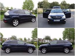 lexus and toyota same car lexus toyota rx 300 se automatic suv 4wd top of the range mot