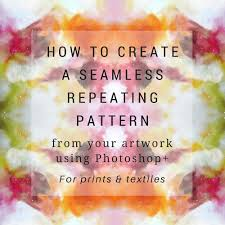 create pattern tile photoshop how to create a seamless repeating pattern from your art corinne