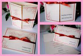 Single Card Wedding Invitations Yellow Blossom Designs Other Designs Bespoke Service Free Of