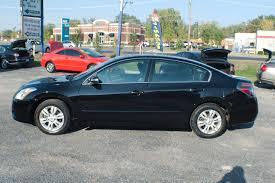 nissan altima for sale milwaukee 2010 nissan altima sl black sedan used car sale
