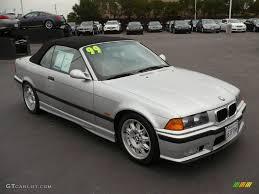 Bmw M3 1999 - 1999 titanium silver metallic bmw m3 convertible 16833386