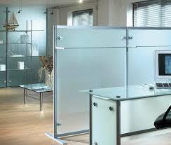 s aration de bureau separation de bureau en verre cloison de bureaux en verre with