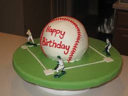 baseball birthday cake baseball cake in buttercream icicng u2026 flickr