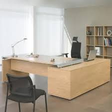 vente bureau bureau professionnel angle gauche 200x200 cm coloris chêne clair