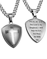 men s religious jewelry men s sterling silver christopher pendant necklace