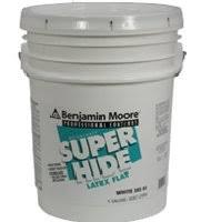 benjamin moore paint prices benjamin moore 282 super hide latex flat five gallon