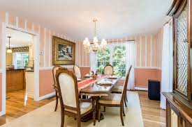 Colonial Dining Room River U0027s Edge Custom Colonial Converse Company Realtors