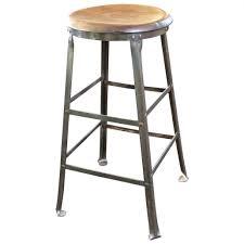 aluminum bar stools backless