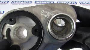 Top IVEPARTS TROCADOR CALOR (RADIADOR OLEO) FIAT DUCATO 2.3 MULTIJET  @EA79