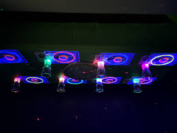 glow in the cups glow are up and running roebuck skate center sc
