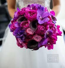 Purple Wedding Flowers 128 Best Purple Wedding Bouquets Images On Pinterest Purple