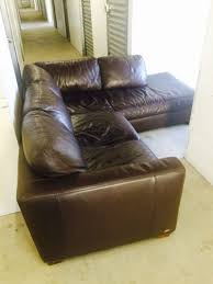 Sofa Furniture In Los Angeles Natuzzi Italsofa Leather Sectional Sofa Couch For Sale In Los
