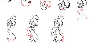 learn draw tinkerbell draw tinkerbell