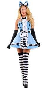 Cute Size Halloween Costumes Wonderland Costume