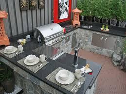 outdoor kitchen countertop ideas best countertop for outdoor kitchen bstcountertops
