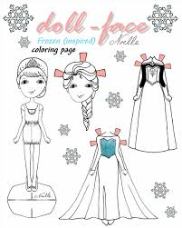doll printable template printable paper doll u crafthubs pirate