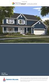 charcoal blue by sherwin williams exterior is a beautiful navy