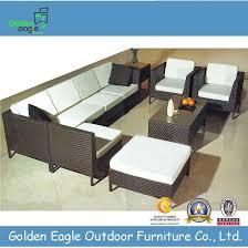 new design 7 seater sectional sofa set outdoor garden alibaba sofa